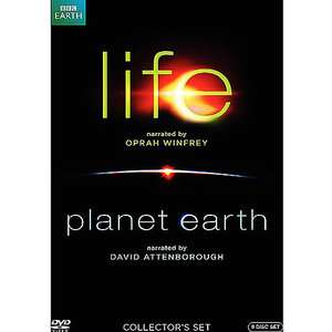 Life / Planet Earth Collection (9 Discs)x (Widescreen