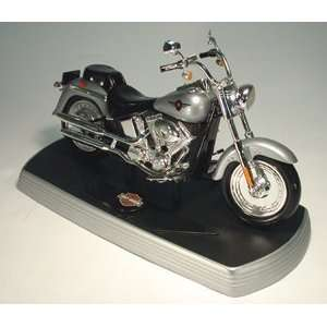 026421 Harley Fat Boy SILVER