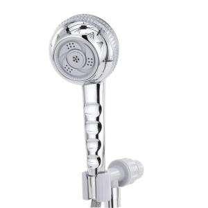 Waterpik Original Shower Massage 6 Spray Hand Shower Faucet in Chrome