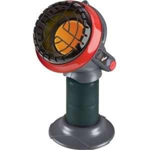 BTU Little Buddy Portable Indoor Propane Heater