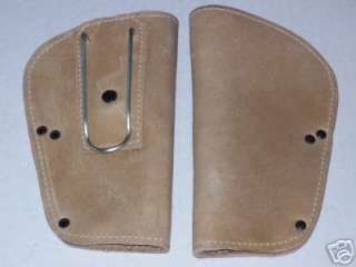 SAVAGE MODEL 1907 suede inside pant holster r/l 73lr