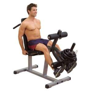 Body Solid Leg Extension / Leg Curl: Sports & Outdoors