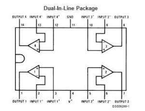 Op Amp & Audio Amplifier ICs Design Kit #1 (#1625)