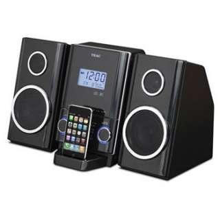 SPEAKER SYSTEM iPOD / iPHONE DOCK DOCKING STATION CD R/RW  PLAYER