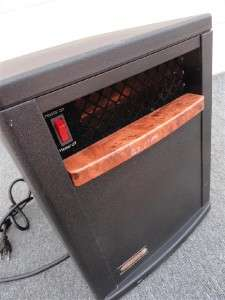 EdenPURE GEN3 Quartz Infrared Portable Space Heater