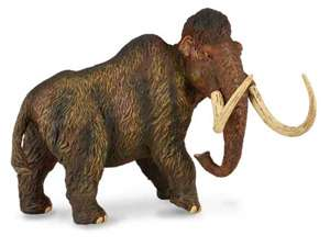 NEW CollectA 88304 Woolly Mammoth 120 Scale Model 24cm