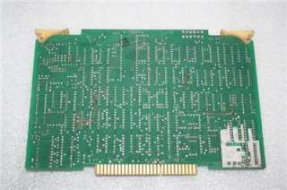 ROCKWELL COLLINS SERIAL INTERFACE CARD 635 0742 A13
