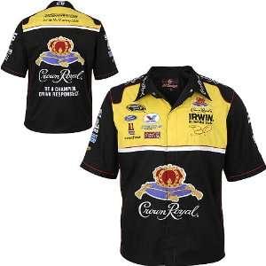 JH Design Jamie McMurray Crown Royal Pit Shirt