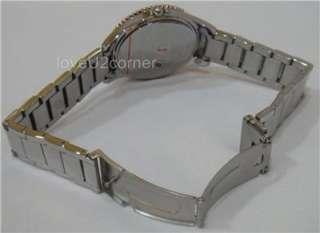 U2 100 Crystal Stainless Steel Designer ladies watch