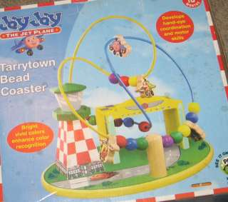 Jay Jay Jet Plane TarryTown Bead Coaster. Never taken out or played