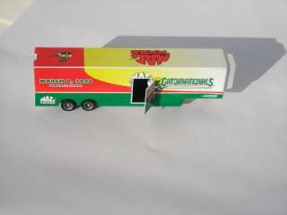 1998 Mac Tools Gator Nationals Toy Semi Truck & Trailer