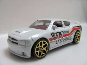 HOT WHEELS 2012 HOLIDAY HOT ROD TARGET EXCLUSIVE DODGE CHARGER SRT8