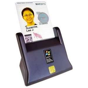 SGT117 DOD Military USB CAC Smart Card Desktop Reader