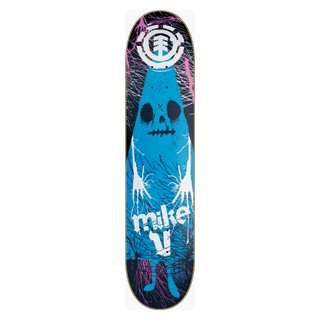 Element Skateboards Vallely Chiller Deck  8.12
