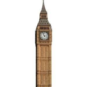 Big Ben Clock Tower 88 x 18 Print Stand Up Office